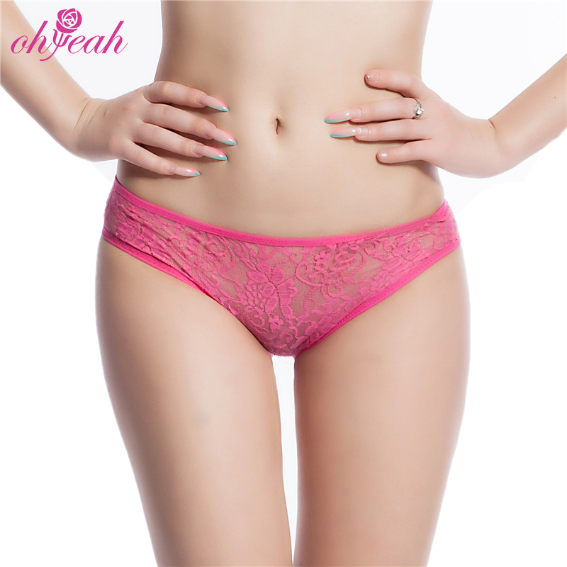 Wholesale nice young teen lady girl mesh undergarment transparent c string