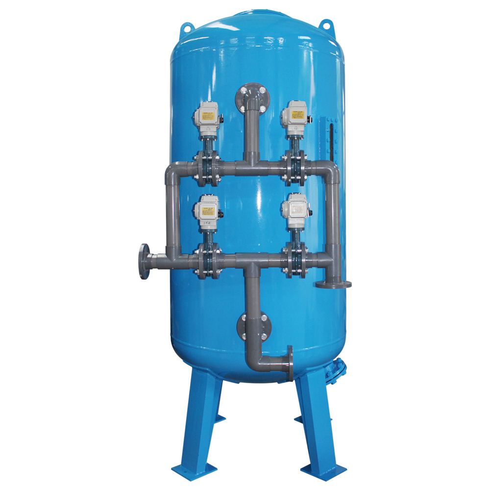 Automatic Back Flushing Sand Filter/Activated Carbon Filter Tank