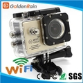 SDV-5000W 30m waterproof 2.0 inch full hd sports cam with wifi