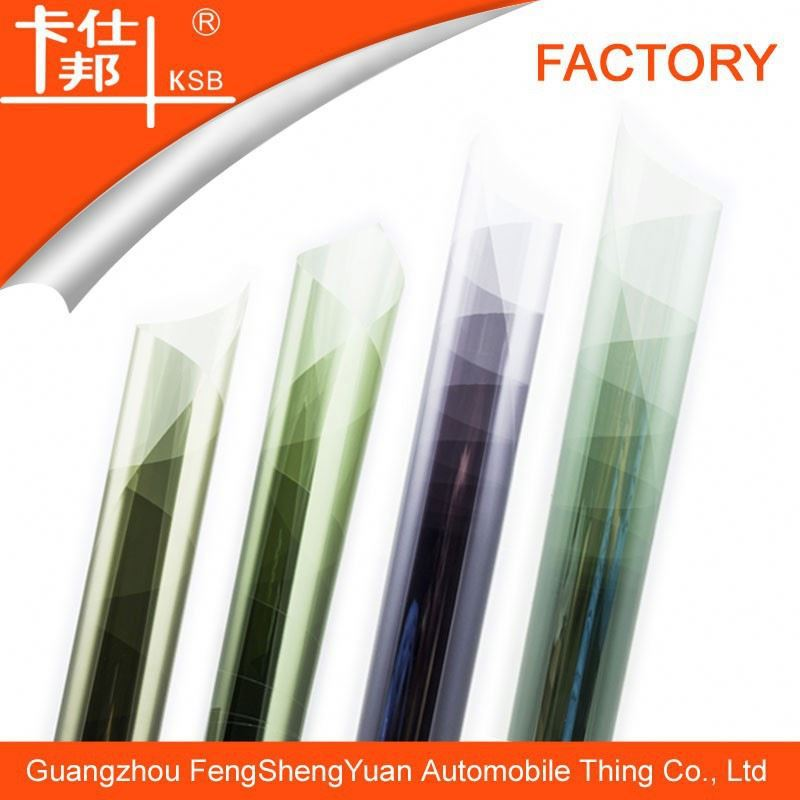 China factory car film,car window film,heat rejection car tint