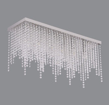 Transparent glass beads chandelier manufacturers with high quality