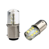 Pure white LED Tail Light Car Turn Lamp Brake Tail Parking Light 1156 led bulb Ccfl s25 tube