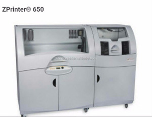 ZCORP ZPrinter 650 System 3d Printer 5 colors