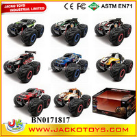 1:8 BIG SCALE MONSTER TRUCK 4WD RC CAR 8 ASST