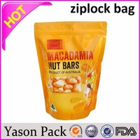 Yason car zip lock bags zip lock retail bag plastic coin ziplock bag