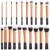 Sedona 20pcs Makeup Brush Set, Professional Makeup Brush Set,Private Label Makeup Brush Set Free Sample