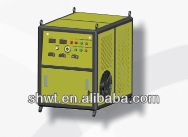 Manufacture of hydroxy gas generator for car