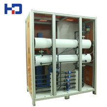 plc control electro chlorination system for water cleaning