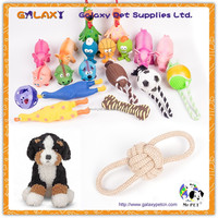 wholesale plush animal pet toy; shrilling chicken dog pet toy; cotton craft rope