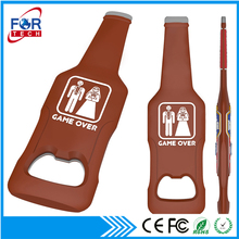 New released party gifts wine opener customization logo bottle opener with unique design wine open tools