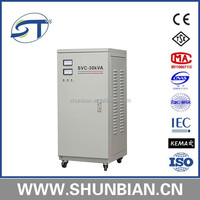 zhejiang ST servo motor three phase ac voltage stabiliz