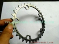 Ti6AL4V titanium bicycle chainring titanium XX1 chainring super durable Ti6AL4V chainring