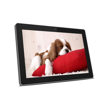 13.3 14 15.4 15.6 18.5 inch touch wifi  wall mounted android tablet
