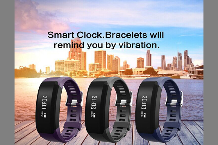 H28 Sport Fitness Activity Tracker Heart rate monitor Bluetooth Smart bracelet