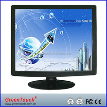 17 inch Desktop Touch LCD Monitor(Manufacturer)