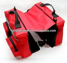 New hot portable satchel pet bag dog saddle bags