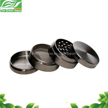 4 parts wholesale herb grinder, 62mm CNC aluminum herb grinder china wholesale
