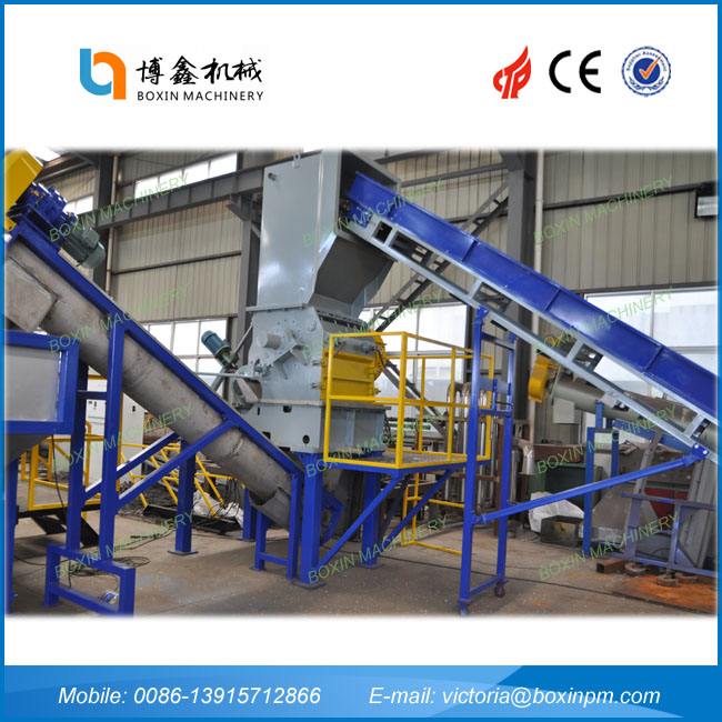 Hot selling plastic film washing recycling equipment for wholesales