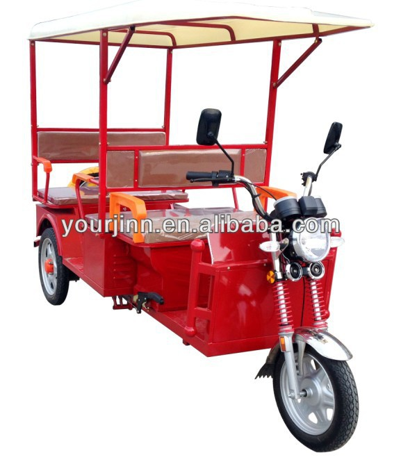 china battery operated auto rickshaw for passenger
