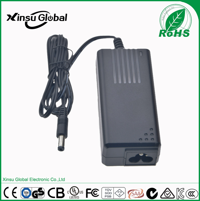 36w charger for IP camera ac/dc power adapter 12v 3000ma