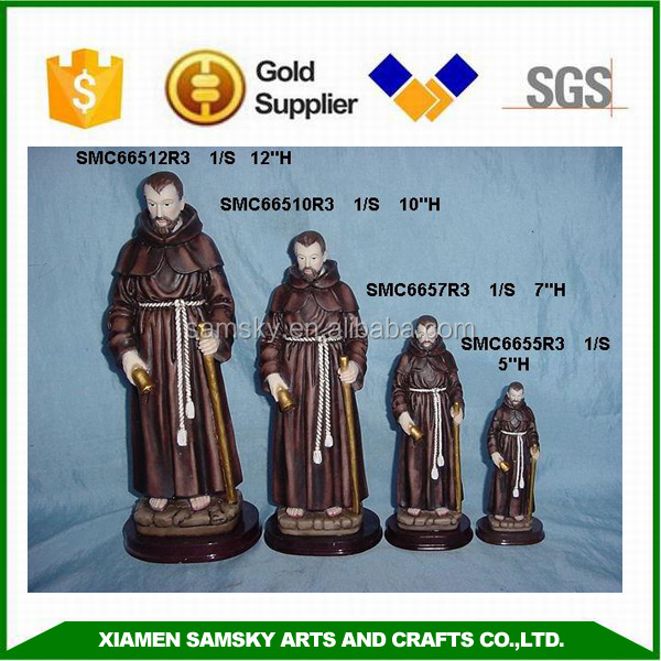 Wholesale Handmade Polyresin Religious Christian craft