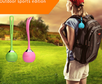 Manual Portable Mini Outdoor Cycling Waterproof Super Bass Bluetooth Speaker