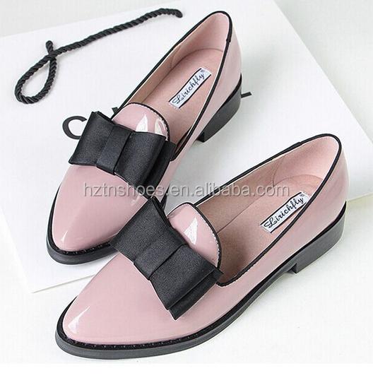 cheap fancy oxford shoes for flat dress shoe
