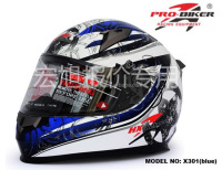 Factory Price ABS Full Face motorcycle Helmets