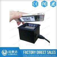 Wholesale price high scanning speed 1D 2D android barcode reader scanner module for vending machine,payment kiosk
