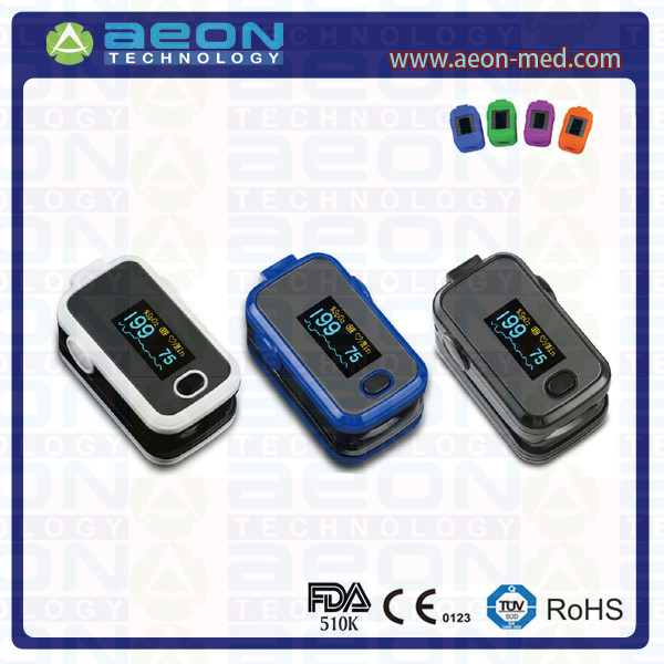 FDA Approved Oxygen Saturation Meter