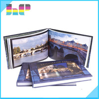 2016 cheap Top Quality hardcover photo image /brochure Book Printing