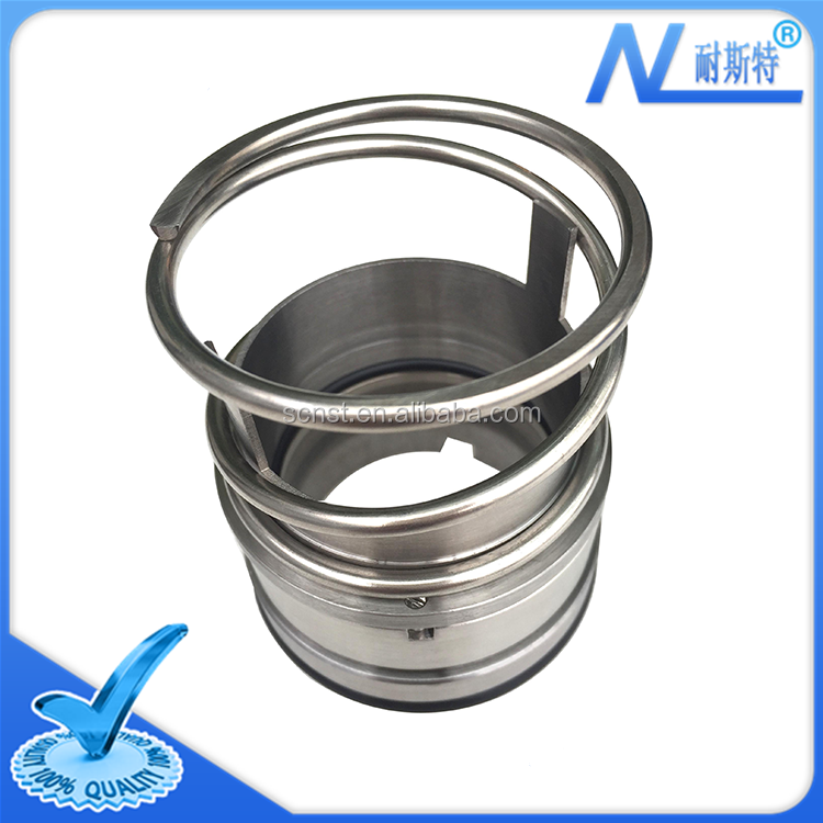 Sichuan NaiSiTe-U1001 series o ring single spring chemical pump mechanical seal with factory price