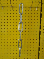 Good Quality DIN 763 Galvanized Round Stainless Steel Welded Chain