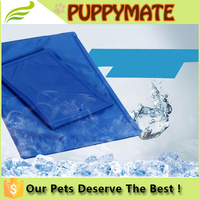 Pet Cooling Cushion Pad Cool Water Gel Mat Seat Bed Dog Cooling Pad