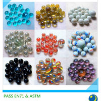 Printed Glass Marbles Decorative Marbles China