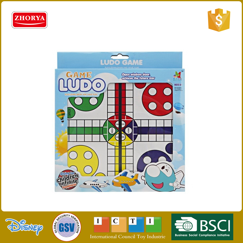 kids ludo intelligence table chess play game