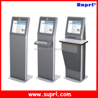 21.5 inch OEM LCD Coin-operated kiosk with printer