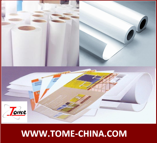 Self Adhesive Synthetic Pp Paper Guangzhou Manufacturer