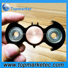 red copper batman spinner hand spinner fidget