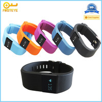 Smart Wristband with Continuous Heart Rate Monitoring and Activity Fitness Tracker,Bluetooth Sport Smart Bracelet Watch tw64