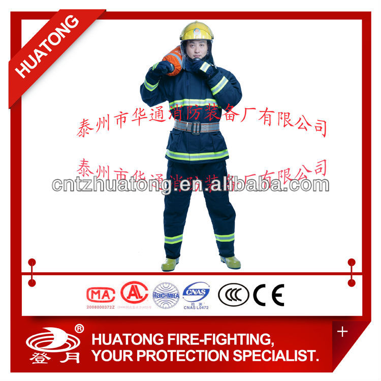 nomex fire retardant used fire clothing