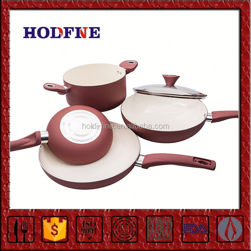Manufacturing Sales Daily Cooking Multifunction Non-Stick Cookware Sets