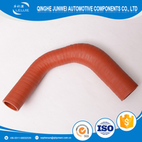 High temperature auto silicone radiator hose intercooler hose kit for BMW