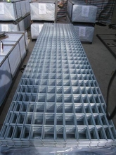 304 stainless steel galvanized welded wire metal fence panel