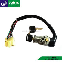 For Honda C100 Motorcycle Parts ATV Ignition Switch For Honda Wave C100