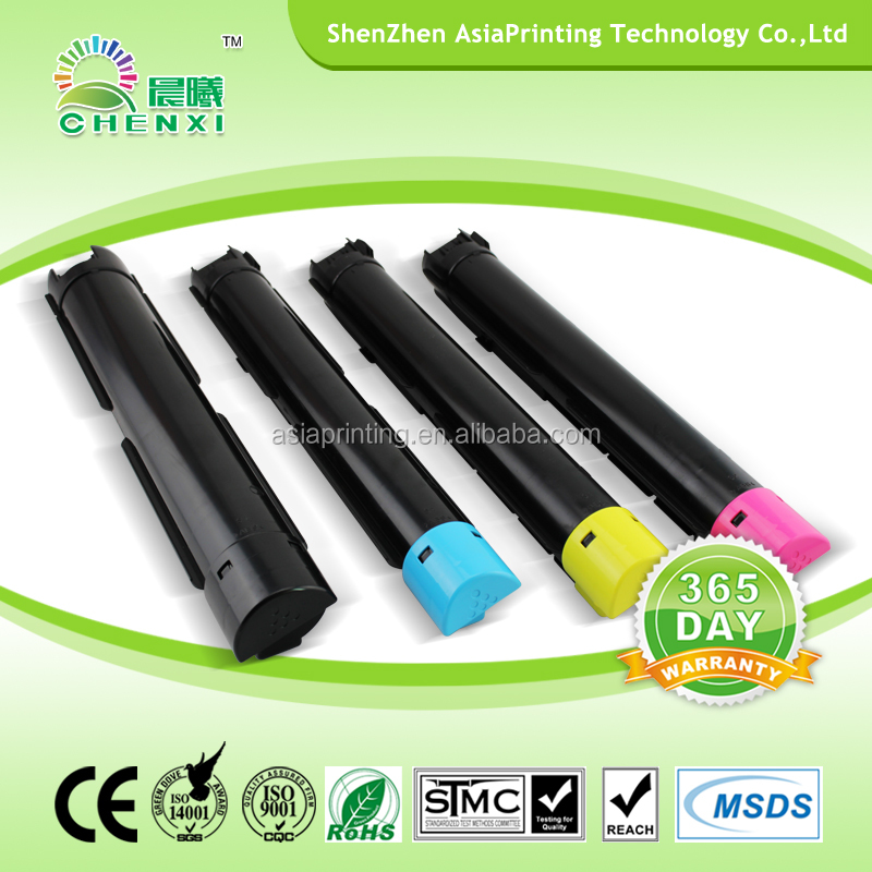 Compatible laser printer toner 006R01464 006R01463 006R01462 006R01461 replacement for workcentre 7220 toner