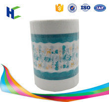 Full laminated PE film for baby diaper raw material
