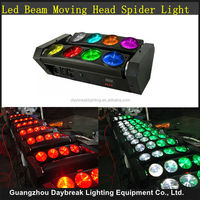 Buy 8x10w RGBW 4in1 cree led spider in China on Alibaba.com