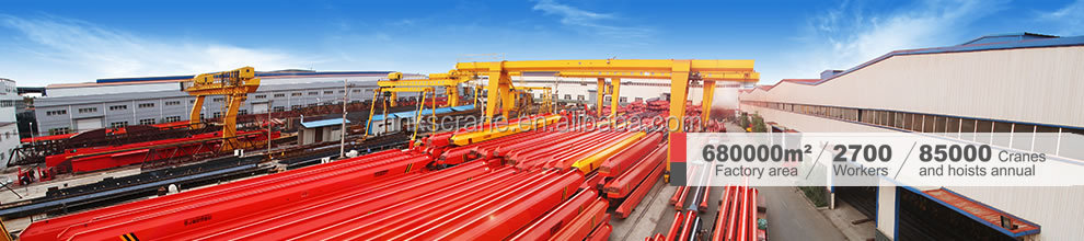 Henan Mine Steel crane wheels/steel factory overhead crane/steel plate lifting equipment