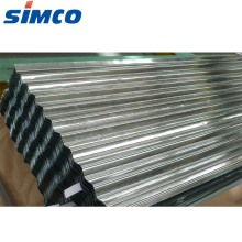 Hot dip Galvanised polycarbonate sheet galvanized corrugated roofing sheets corrugated galvanized steel sheet